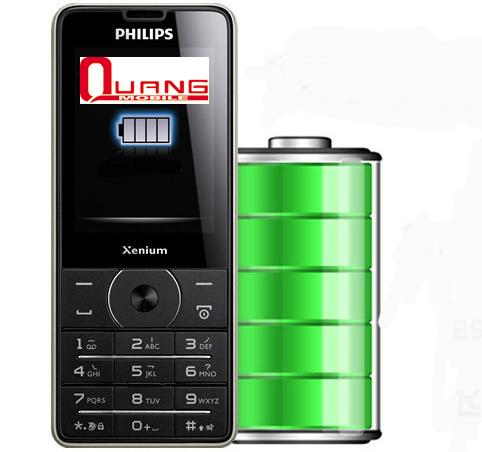 Bộ 3 điện thoại philips x1560, x5500, x2300 pin Trâu, chờ 3tháng