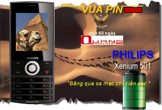 Bộ 3 Điện thoại philips x5500, xách tay nga ,pin cực khủng chờ 3tháng