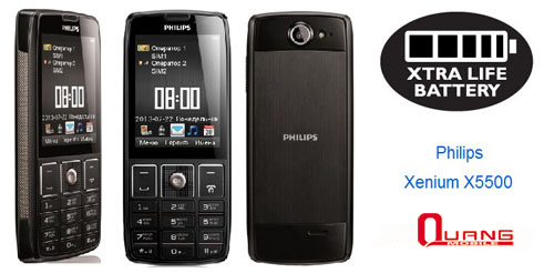 Địa chỉ Bán điện thoại philips, Địa chỉ Bán điện thoại philips x1560, x5500 xách tay nga